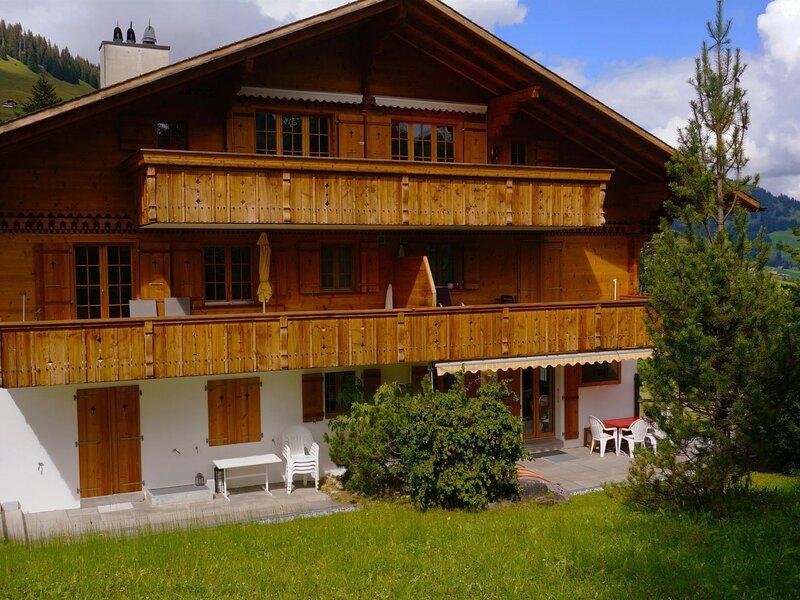 Zapfe (Küenzi / Wyss), vacation rental in Saanenmoser