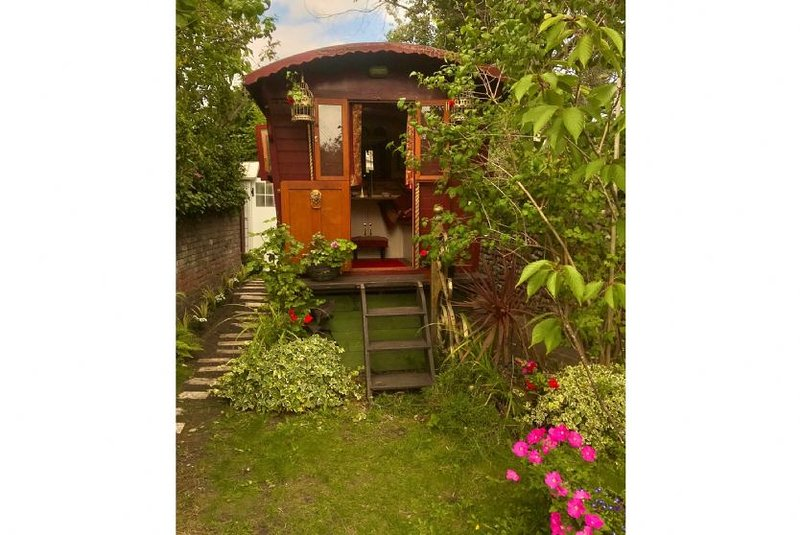 The Gypsy Knot, holiday rental in Wells-next-the-Sea