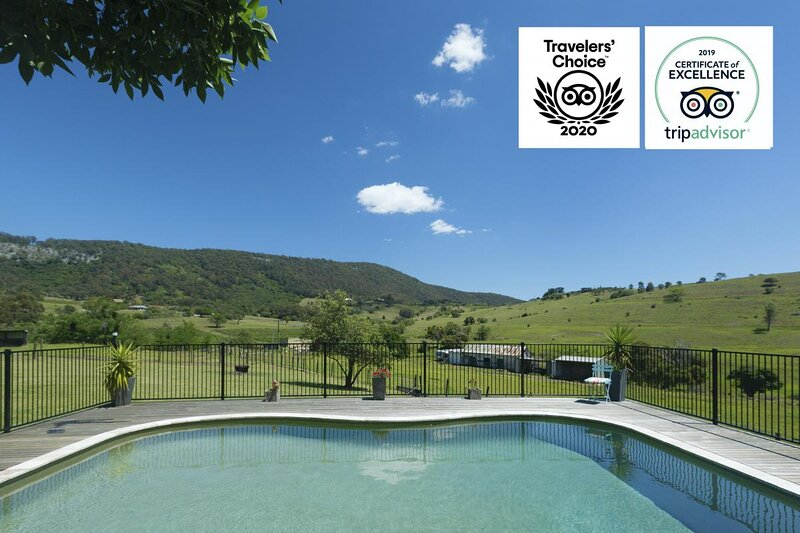 Tharah - Mount View Hunter Valley, holiday rental in Cessnock