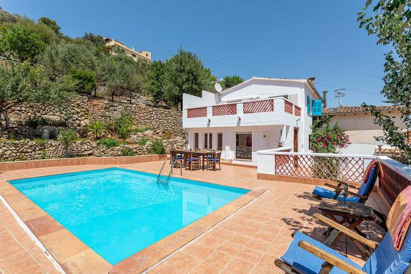 Casa S´estel, aluguéis de temporada em Mancor de la Vall