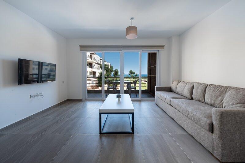 Solo Apartment With Sea View, alquiler vacacional en Yeni Erenkoy