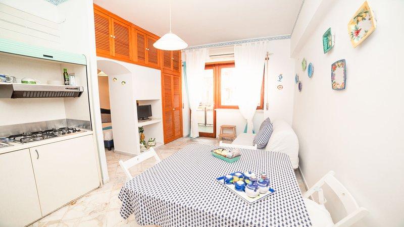 Beautiful house near the beach, location de vacances à Maiori