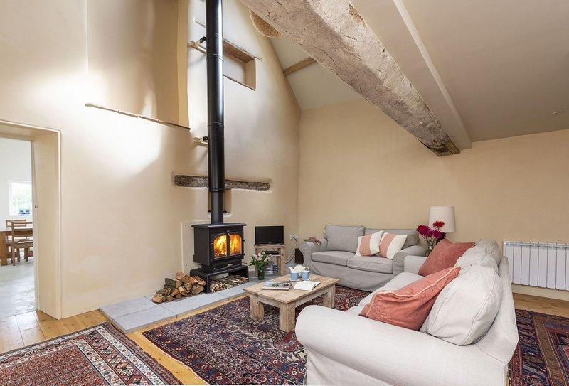 Stable Cottage at Draycott, location de vacances à Montacute