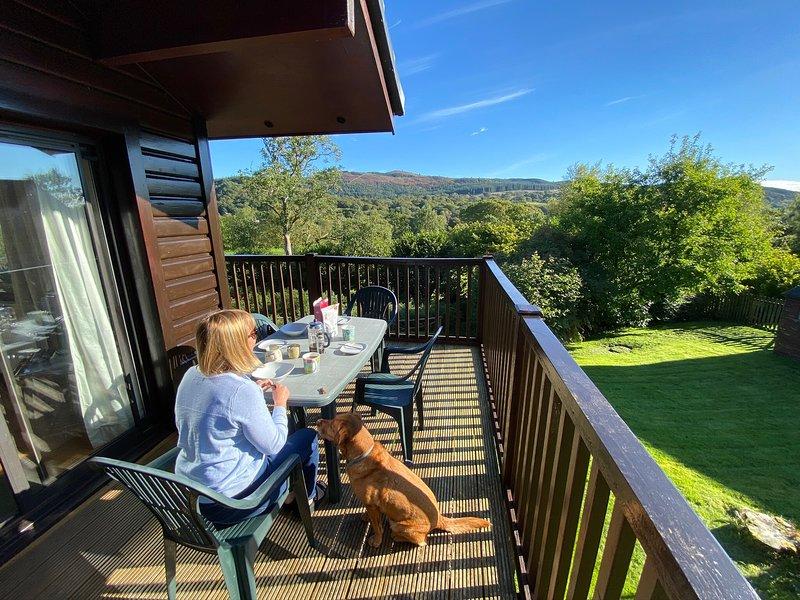Screel Lodge, casa vacanza a Rockcliffe