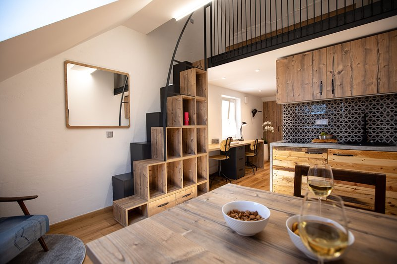 BeCycle: SUSTAINABLE COMFORT Apartment/City Centre, holiday rental in Destrnik