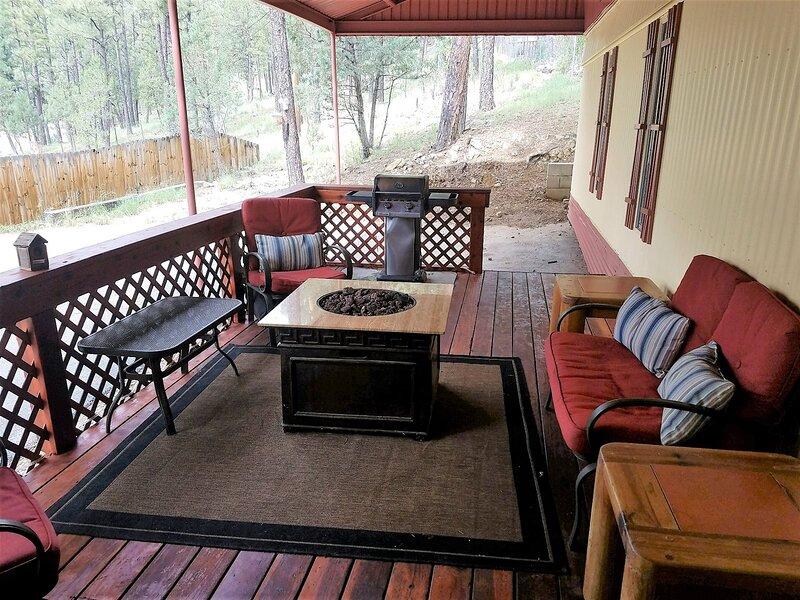 Papa Bears Cabin - Cozy Cabins Real Estate, LLC., vacation rental in Ruidoso