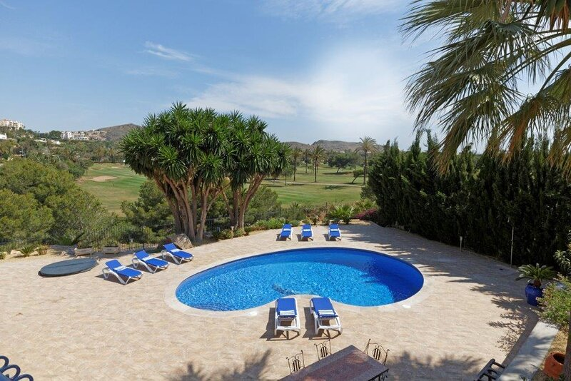 La Manga Club Resort - Individual Villa 541, holiday rental in Llano del Beal