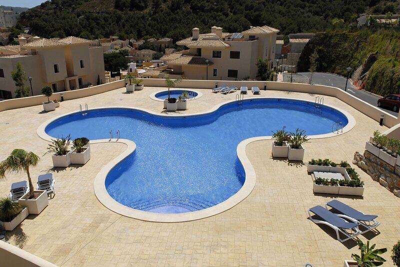 La Manga Club Resort - Buena Vista 580, holiday rental in Llano del Beal