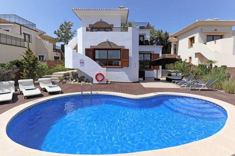 La Manga Club Resort - Buena Vista 561, holiday rental in Llano del Beal