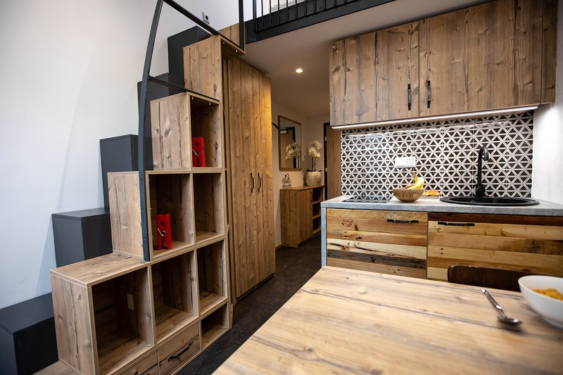 BeCycle: SUSTAINABLE COMFORT Studio at City Centre, holiday rental in Destrnik