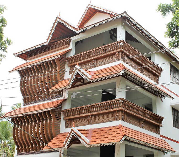 Indian Residency | B & B | Home Stay | 4 Deluxe A/C Rooms for Rent in Trichy, holiday rental in Tiruchirappalli District