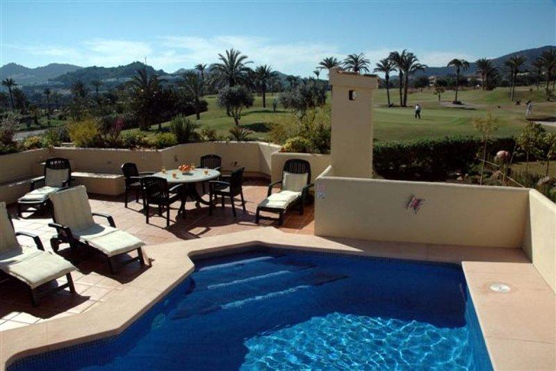 La Manga Club Resort - El Coto del Golf 101, holiday rental in Llano del Beal