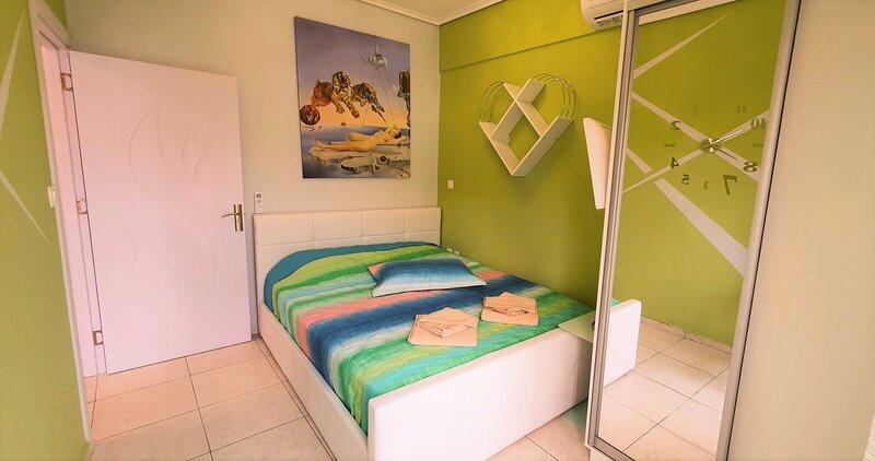 Apollo 2 - Luxury Apartment (Katerini City Center), holiday rental in Kitros