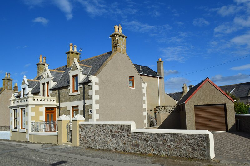 The View, 3-Bed Cottage, Findochty, Buckie, Moray, holiday rental in Clochan