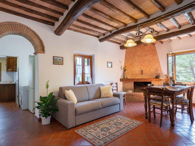 Il Sangiovese (SGI315), holiday rental in San Gimignano