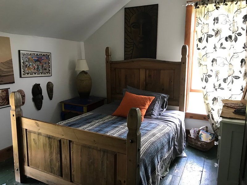 Frida Room at Better Farm, alquiler de vacaciones en Brockville