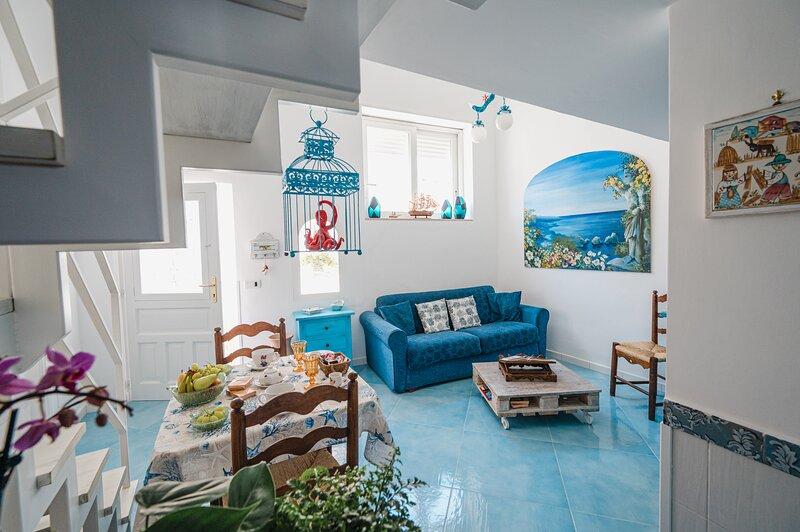 La bella Annacapri, holiday rental in Island of Capri