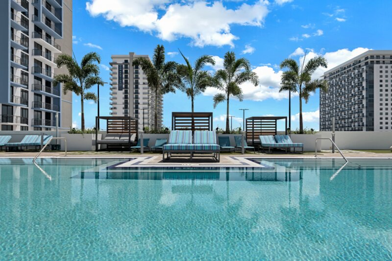 Lovely Find! 3 Modern Units, Spa and Wellness Center, holiday rental in Miami Lakes