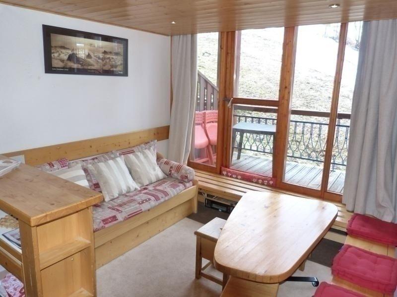 Duplex pour 5 personnes à Arc 1800 dans le village de Charmettoger, skis aux, holiday rental in Peisey-Vallandry