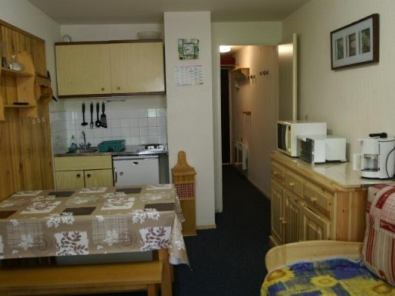 Appartement résidence les glaciers, holiday rental in Prapoutel