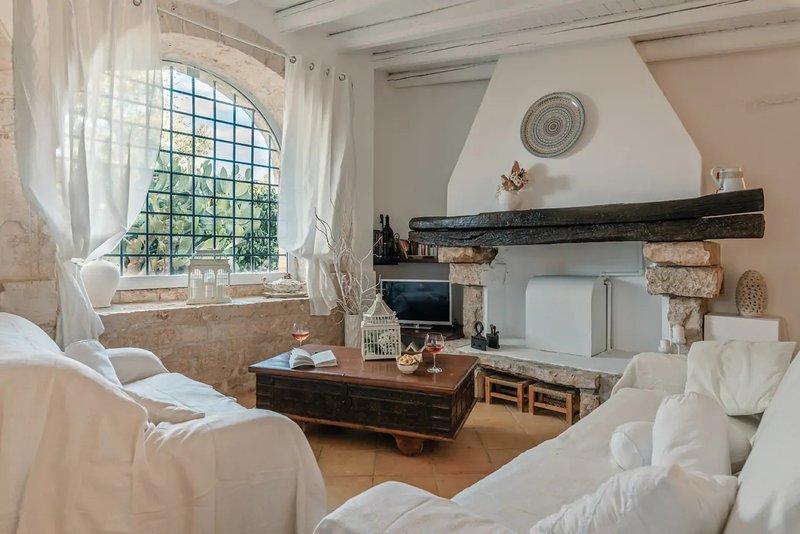 Trulleto Castiglione, holiday rental in Castellana Grotte