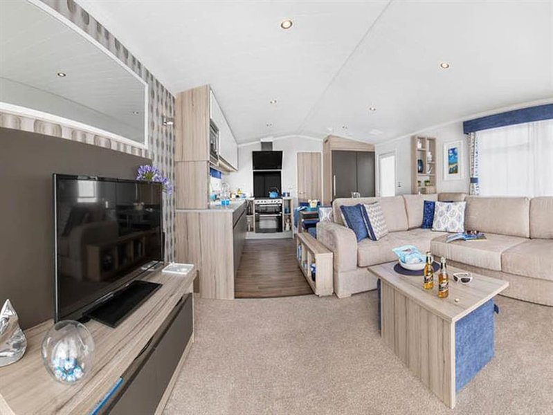 Lovely 2-Bed Caravan in Prestonpans, location de vacances à Prestonpans