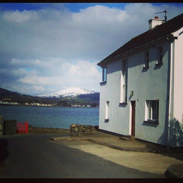 lovely 4 bed house, Carlingford lough, holiday rental in Cooley Peninsula