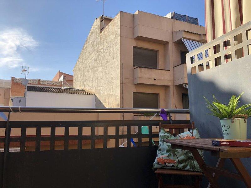 Casa Bernat by MarCalma, holiday rental in Altafulla
