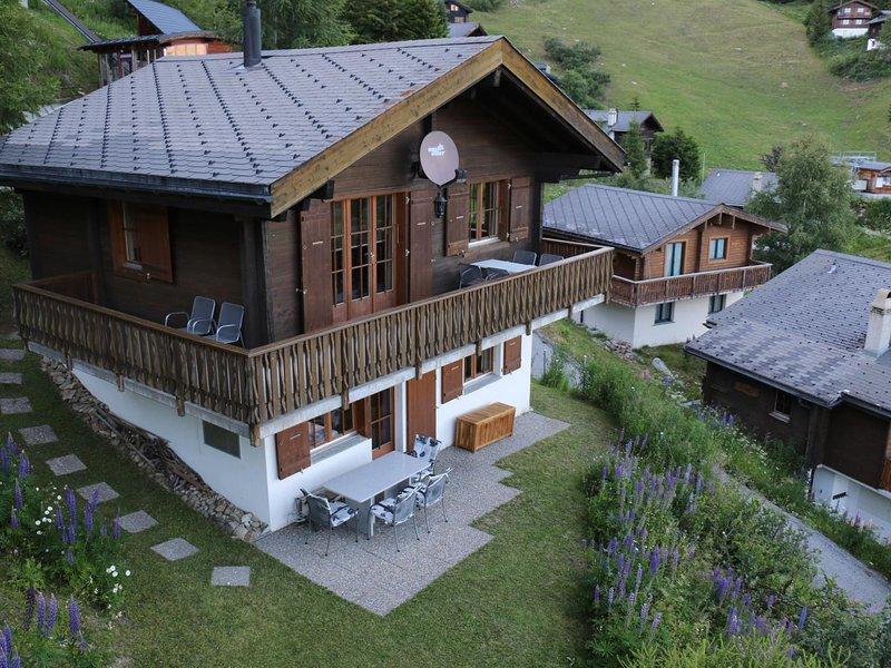 Brunnquell, location de vacances à Bettmeralp