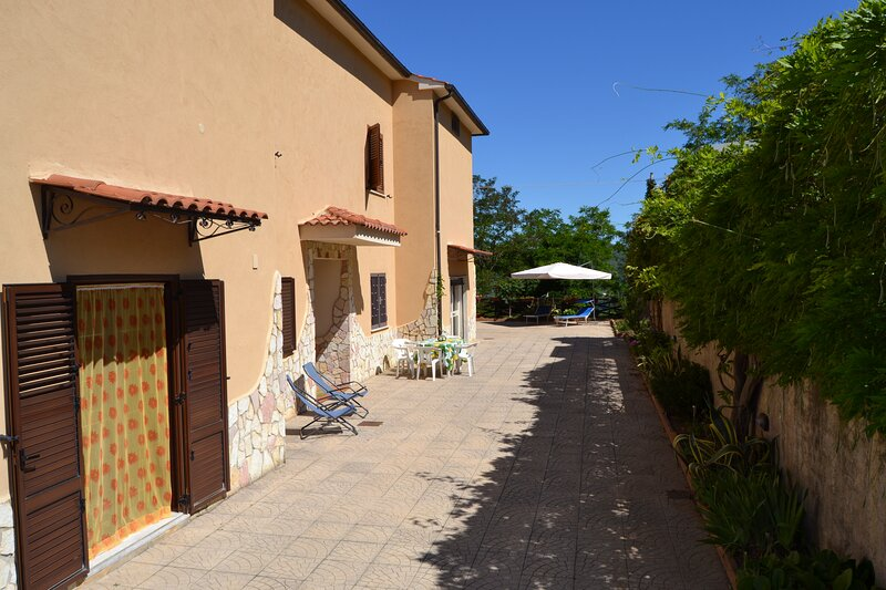 Villa Merola, holiday rental in Piano-Vetrale