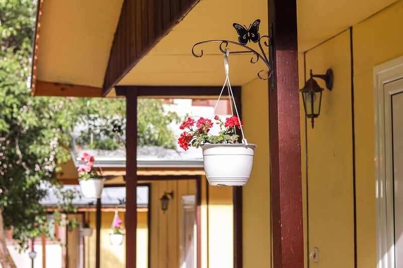 Bungalow for 2 persons in the perfect area, aluguéis de temporada em Kato Poria