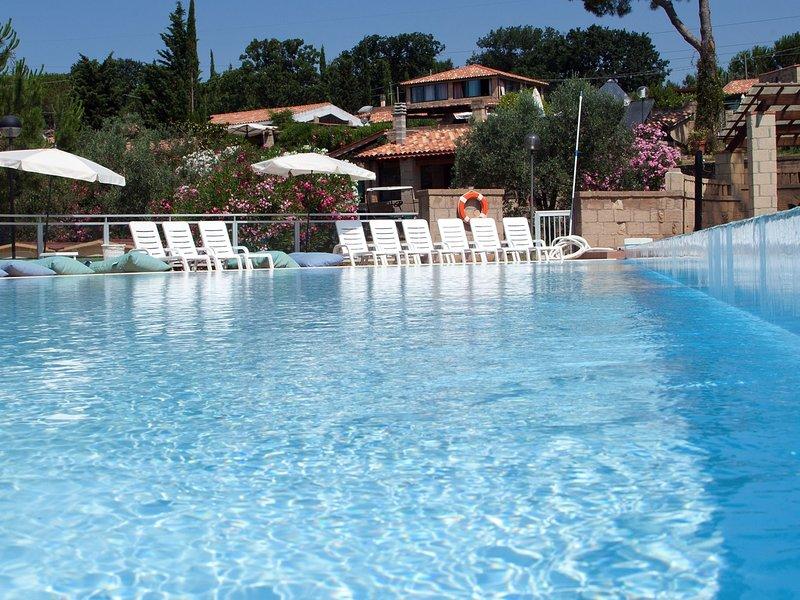 Il Borgo (GUA155), Ferienwohnung in Casale Marittimo