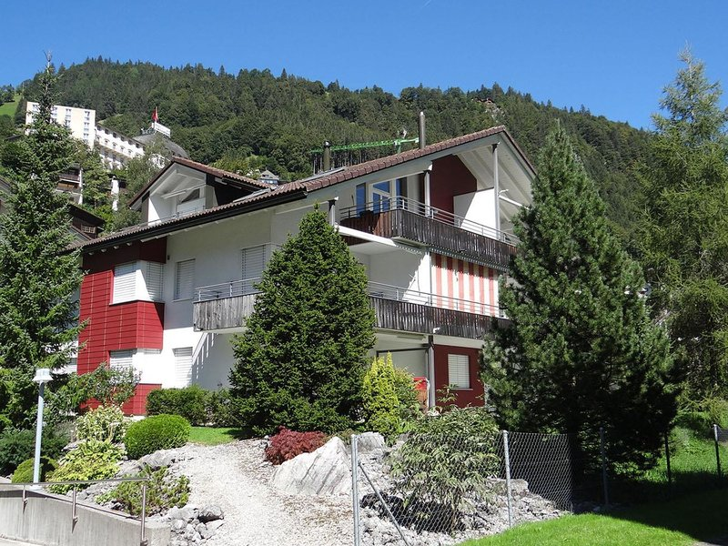 Blumenweg 10, vacation rental in Engelberg