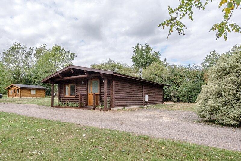 Lodge 4 Kingfishers (Air Manage Suffolk), Ferienwohnung in Debenham