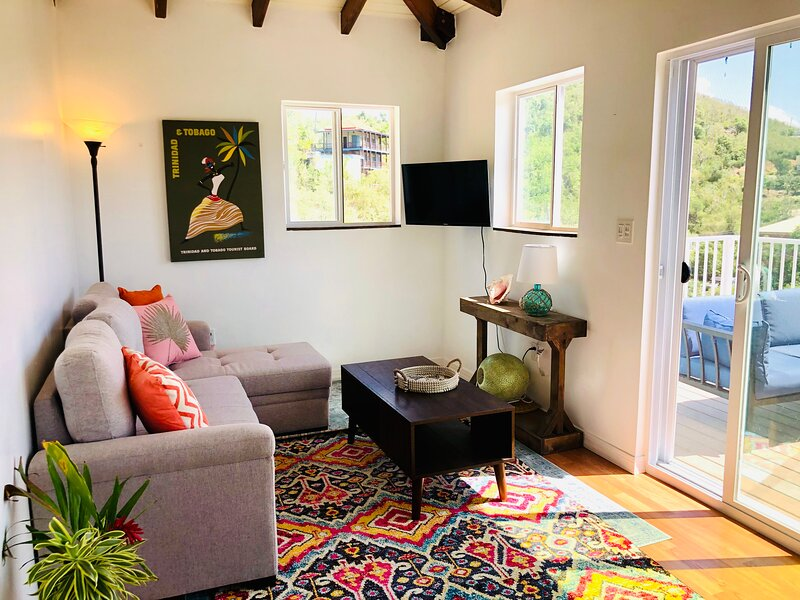 The Garden of Eden Cottage Collection - Caribbean, vacation rental in Virgin Islands National Park