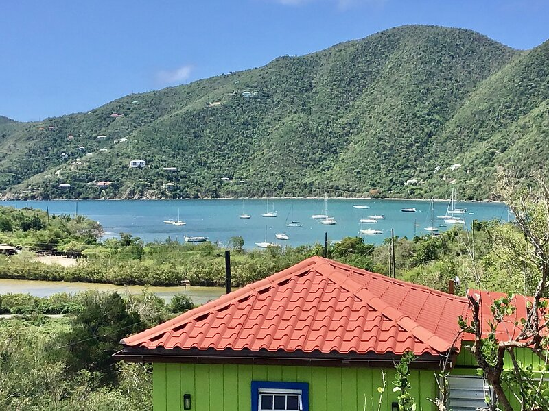 The Garden of Eden Cottage Collection - Ocean, vacation rental in Virgin Islands National Park