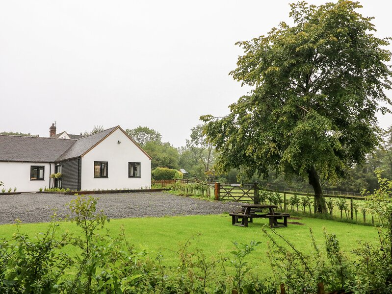 The Coach House, Bank Top Farm, Ashbourne, casa vacanza a Uttoxeter