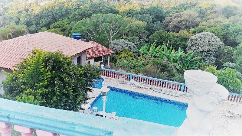 Chácara, Vista Linda em meio a natureza, Boa Estrutura pertinho de SP., holiday rental in Itu