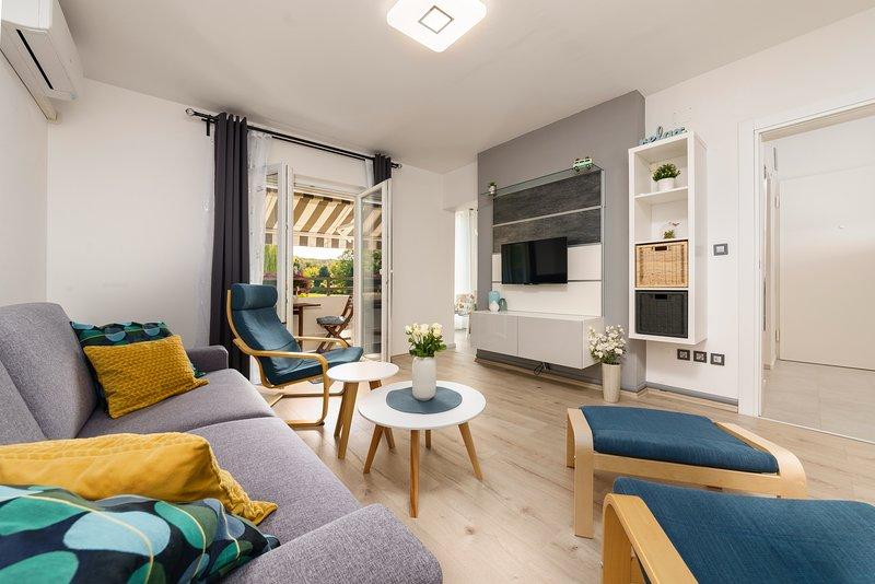 Apartment 18 islands, vacation rental in Vrsar