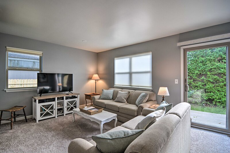 Kick back and relax on your Harbor Springs getaway!