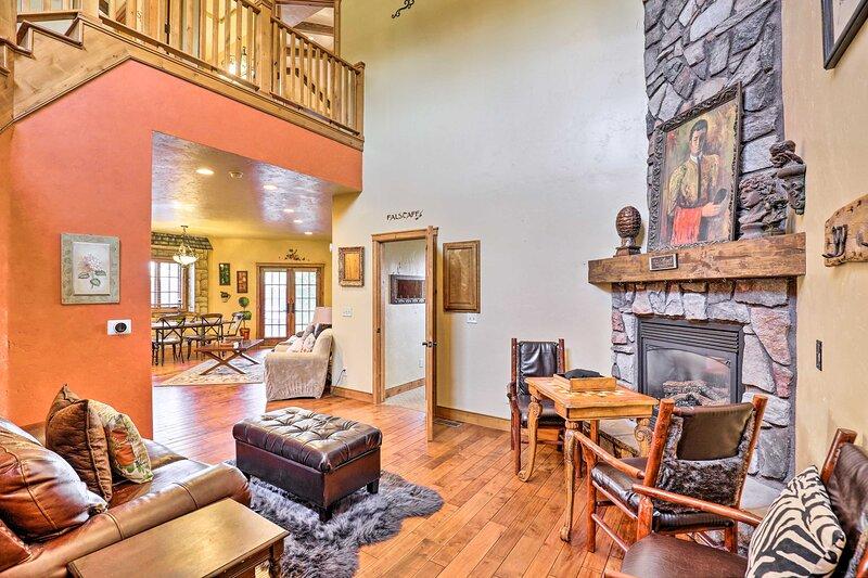 NEW! Charming Cedar City Abode: Walk to SUU Campus, holiday rental in Cedar City