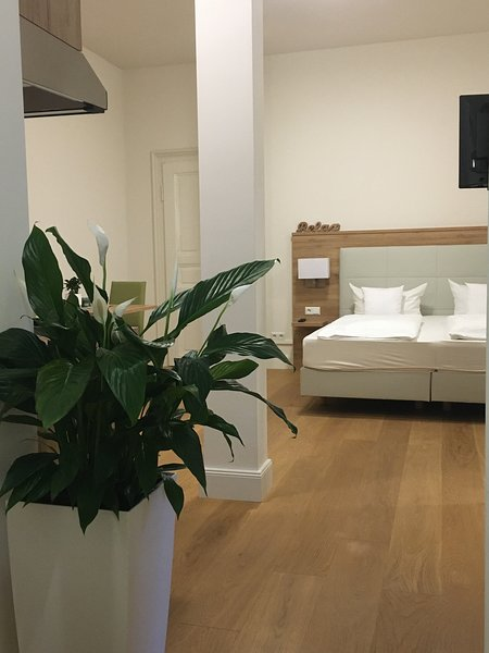 Studio-Apartment mit Kitchenette, HD-Altstadt bei der Stadthalle, holiday rental in Sinsheim
