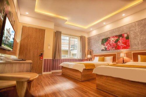 khách sạn Sao Vàng, vacation rental in Bao Loc
