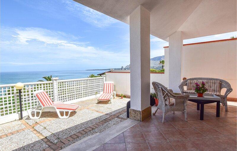 Villa Shabikella Beach (ISP224), alquiler de vacaciones en Trappeto