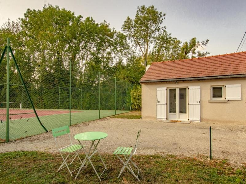 Le Logis de Villiers, holiday rental in Saint-Hilaire-sous-Romilly