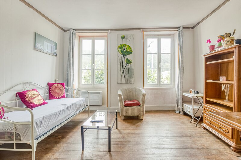 L'Orée - Duplex 2 chambres - Cherbourg, location de vacances à Maupertus-sur-Mer