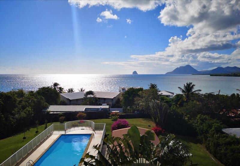 L Hibiscus Sainte-Luce piscine et plage Martinique, Ferienwohnung in Martinique