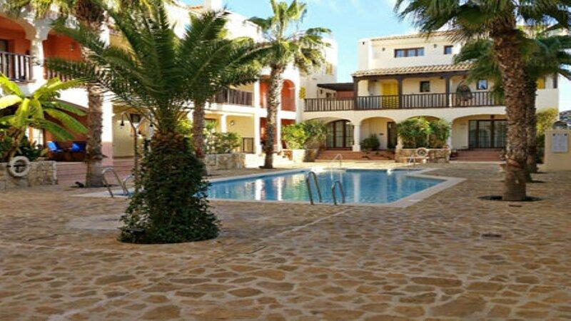 Casa Clarissa, holiday rental in Villaricos