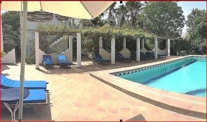 Finca San Ambrosio -El Chico - Terrace, Pool, WiFi, alquiler de vacaciones en Vejer de la Frontera