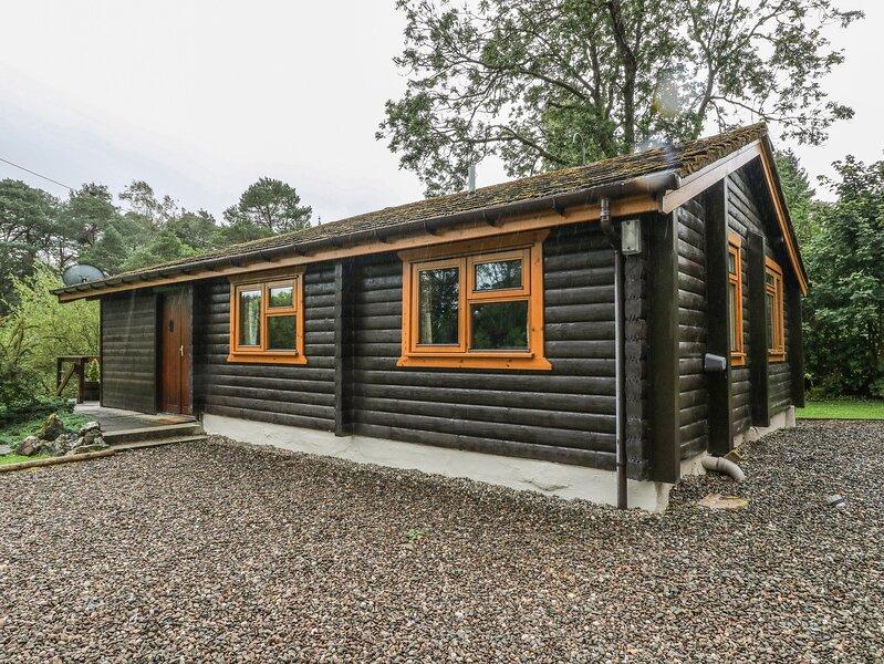 Millmore Cabin, Killin, holiday rental in Loch Tay